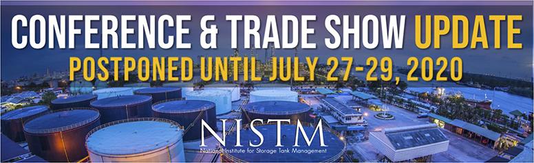 NISTM is Postponed